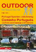 Cover-Bild zu Portugal Spanien: Jakobsweg Caminho Português (eBook) von Joos, Raimund