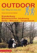 Cover-Bild zu Brandenburg: Mittelalterlicher Jakobsweg von Oefelein, Rainer