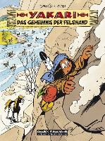 Cover-Bild zu Job: Das Geheimnis der Felswand