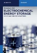 Cover-Bild zu Job, Reinhart: Electrochemical Energy Storage (eBook)