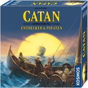 Cover-Bild zu Catan - Entdecker & Piraten
