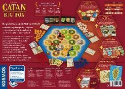 Cover-Bild zu Catan - Big Box