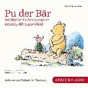 Cover-Bild zu Pu der Bär. Rückkehr in den Hundertsechzig-Morgen-Wald (Audio Download) von Benedictus, David