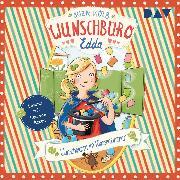 Cover-Bild zu Wunschbüro Edda - Teil 4: Wunschalarm im Klassenzimmer (Audio Download) von Kolb, Suza