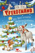 Cover-Bild zu Der Esel Pferdinand - Ein Esel unterm Weihnachtsbaum - Band 5 von Kolb, Suza