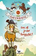 Cover-Bild zu Die Haferhorde - Das ist ja der Ponygipfel! von Kolb, Suza