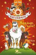 Cover-Bild zu Die Haferhorde - Hopp, hopp, hurra! von Kolb, Suza