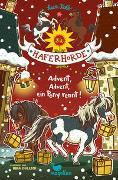 Cover-Bild zu Die Haferhorde - Advent, Advent, ein Pony rennt! von Kolb, Suza