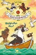 Cover-Bild zu Die Haferhorde - Stallpiraten ahoi! von Kolb, Suza