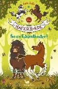 Cover-Bild zu Die Haferhorde - So ein Fohlentheater! von Kolb, Suza