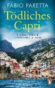 Cover-Bild zu Tödliches Capri von Paretta, Fabio