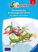 Cover-Bild zu Leserabe - Sonderausgaben: Fantastische Erstlesegeschichten von Rittern und Drachen von Mai, Manfred