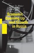 Cover-Bild zu Gavrilenkov, Evgeny (Hrsg.): Economic Opening Up and Growth in Russia (eBook)