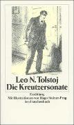 Cover-Bild zu Die Kreutzersonate von Tolstoj, Lew