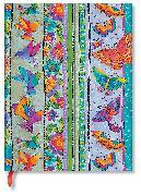 Cover-Bild zu Verspielte Kreationen Kolibri und Schmetterlinge Ultra liniert