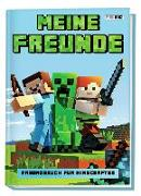 Cover-Bild zu Meine Freunde - Freundebuch für Minecrafter