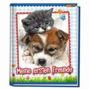 Cover-Bild zu Tierbabys Kindergartenfreundebuch