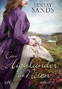 Cover-Bild zu Ein Highlander in Nöten von Sands, Lynsay
