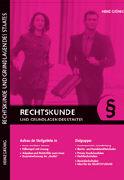 Cover-Bild zu Rechtskunde und Grundlagen des Staates von Grünig, Heinz