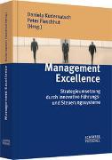 Cover-Bild zu Management Excellence von Kudernatsch, Daniela (Hrsg.)