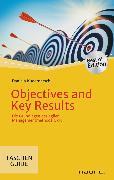 Cover-Bild zu Objectives and Key Results (eBook) von Kudernatsch, Daniela