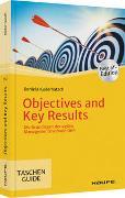 Cover-Bild zu Objectives and Key Results von Kudernatsch, Daniela