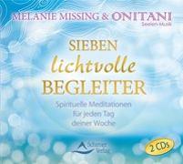 Cover-Bild zu Sieben lichtvolle Begleiter von Missing, Melanie