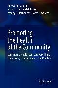 Cover-Bild zu Promoting the Health of the Community (eBook) von St. John, Julie Ann (Hrsg.)