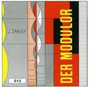 Cover-Bild zu Le Corbusier - Der Modulor