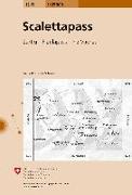 Cover-Bild zu Scalettapass (Cuolm S-chaletta). 1:25'000