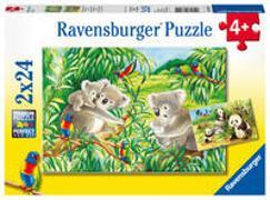 Cover-Bild zu Süsse Koalas und Pandas