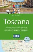 Cover-Bild zu DuMont Reise-Handbuch Reiseführer Toscana. 1:375'000