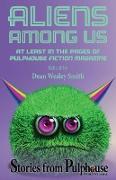 Cover-Bild zu Aliens Among Us: Stories from Pulphouse Fiction Magazine (eBook) von Smith, Dean Wesley