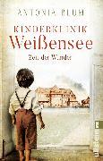 Cover-Bild zu Kinderklinik Weißensee - Zeit der Wunder (eBook) von Blum, Antonia