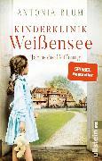 Cover-Bild zu Kinderklinik Weißensee - Jahre der Hoffnung (eBook) von Blum, Antonia