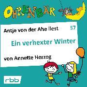 Cover-Bild zu Herzog, Annette: Ohrenbär - eine OHRENBÄR Geschichte, 6, Folge 57: Ein verhexter Winter (Hörbuch mit Musik) (Audio Download)