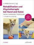 Cover-Bild zu Forterre, Franck: Rehabilitation und Physiotherapie bei Hund und Katze (eBook)