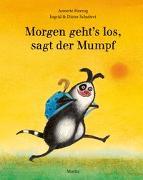 Cover-Bild zu Herzog, Annette: Morgen geht's los, sagt der Mumpf