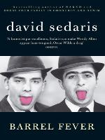 Cover-Bild zu Sedaris, David: Barrel Fever (eBook)