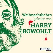 Cover-Bild zu Amis, Kingsley: Weihnachtliches gelesen von Harry Rowohlt (Audio Download)