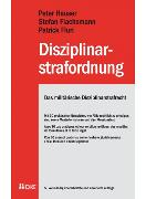 Cover-Bild zu Disziplinarstrafordnung