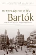Cover-Bild zu The String Quartets of Béla Bartók (eBook) von Biró, Dániel Péter (Hrsg.)