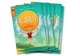 Cover-Bild zu Gates, Susan: Oxford Reading Tree TreeTops Greatest Stories: Oxford Level 8: Icarus Pack 6