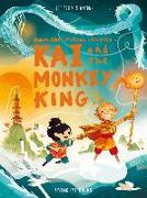 Cover-Bild zu Todd-Stanton, Joe: Kai and the Monkey King: Brownstone's Mythical Collection 3