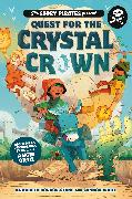 Cover-Bild zu Story Pirates: The Story Pirates Present: Quest for the Crystal Crown (eBook)