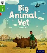 Cover-Bild zu Powell, Jillian: Oxford Reading Tree inFact: Oxford Level 2: Big Animal Vet