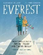 Cover-Bild zu Stewart, Alexandra: Everest: The Remarkable Story of Edmund Hillary and Tenzing Norgay (eBook)