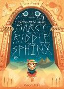 Cover-Bild zu Todd-Stanton, Joe: Marcy and the Riddle of the Sphinx