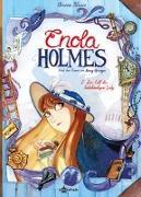Cover-Bild zu Enola Holmes (Comic). Band 2 von Blasco, Serena