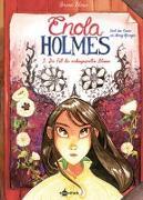 Cover-Bild zu Enola Holmes (Comic). Band 3 von Blasco, Serena